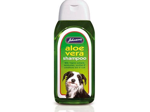 Johnson's Aloe Vera Shampoo 200ml