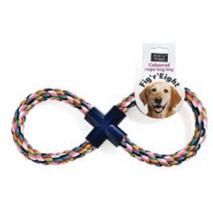 Ruff 'N' Tumble Fig 'R' Eight Rope