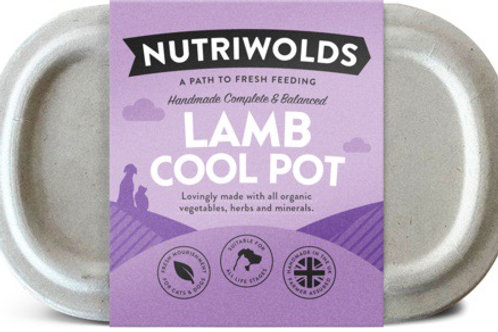 Nutriwolds - Lamb Cool Pot 1kg (chunky)