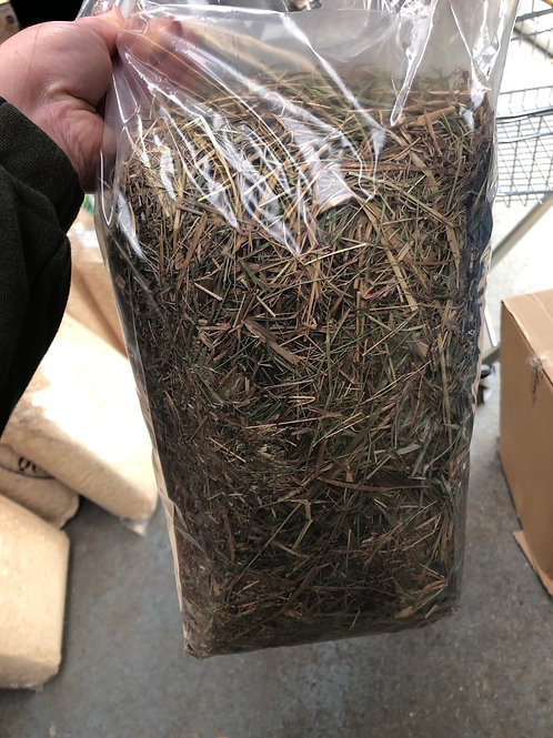 Small bag of hay