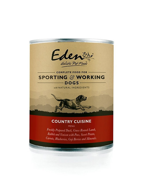 Eden Wet Food - Country Cuisine