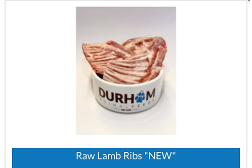Lamb ribs DAF