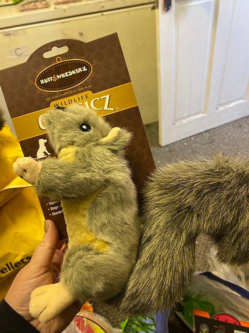 Ruff & whiskerz squirrel large