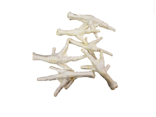 Puffed chicken feet 150g