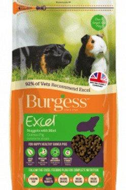 Excel Guinea pig nuggets 2kg
