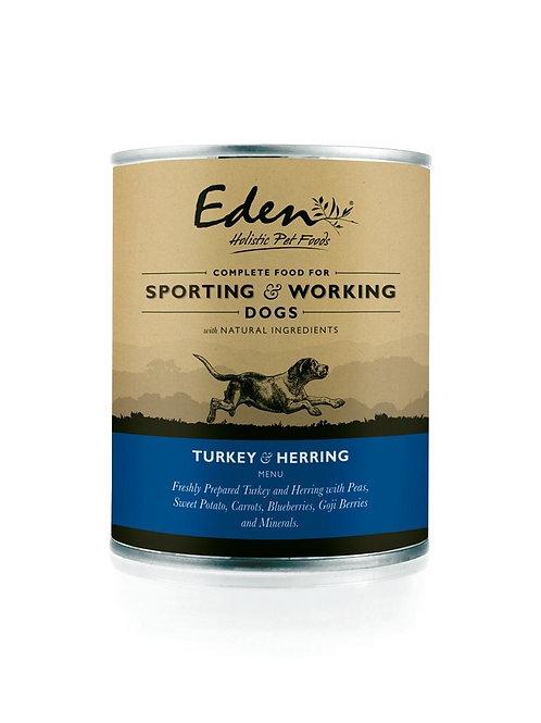 Eden Wet Food - Turkey and Herring