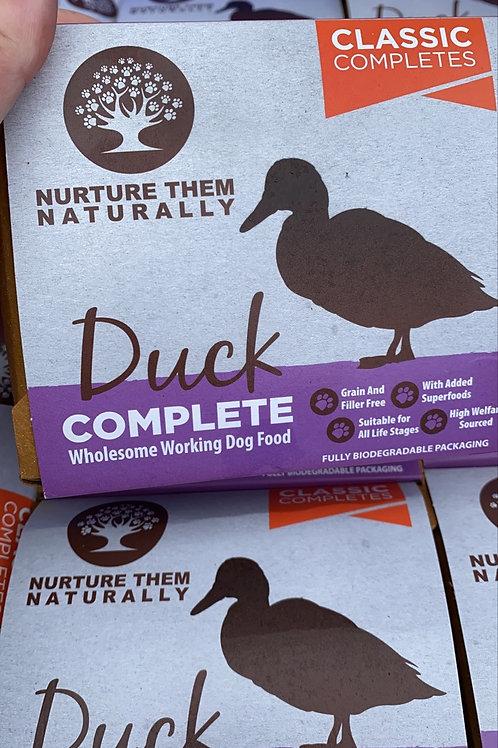 Nurture them naturally - Duck complete 500g