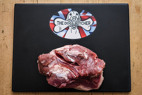 The Dogs Butcher - Boar meat chunks 1kg