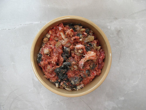 Rawtdoor - Complete Chicken & Tripe Dinner 500g