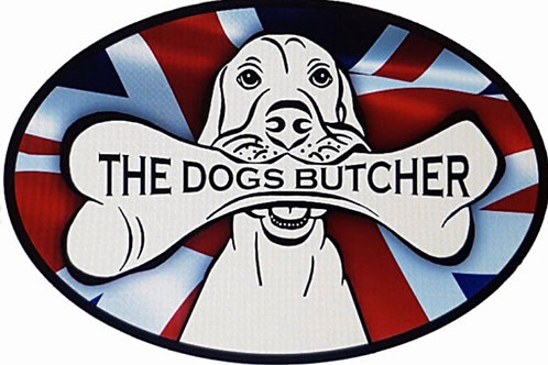 The Dogs Butcher - Ox Mince with Chicken 80.10.10 1kg