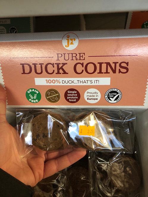 Jr duck coins