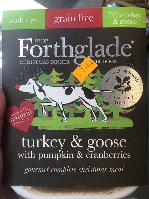 Forthglade turkey & goose