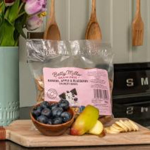 Betty Miller Banana, Apple & Blueberry Bones