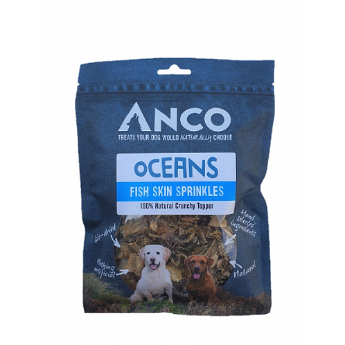 Anco Fish Skin Sprinkles Toppers 150g