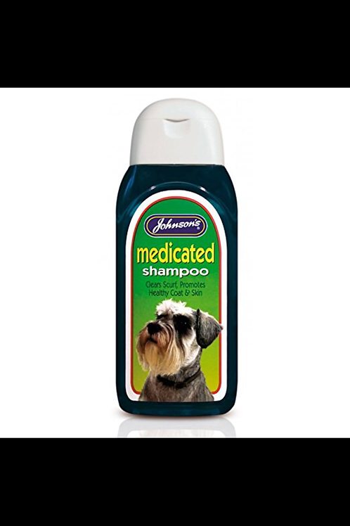 Medicated shampoo 200ml