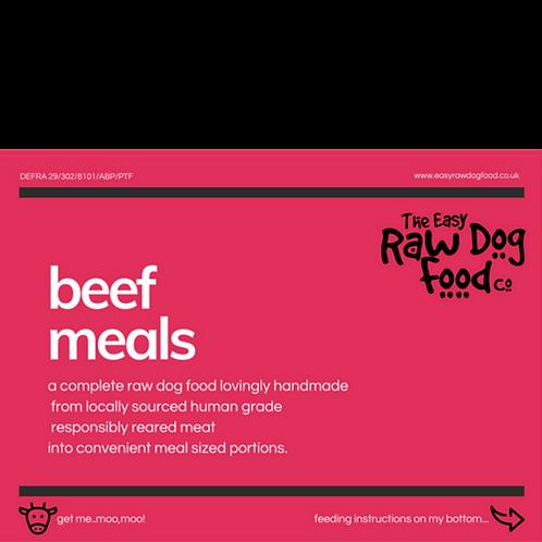 Easy Raw Dog - Beef with veg