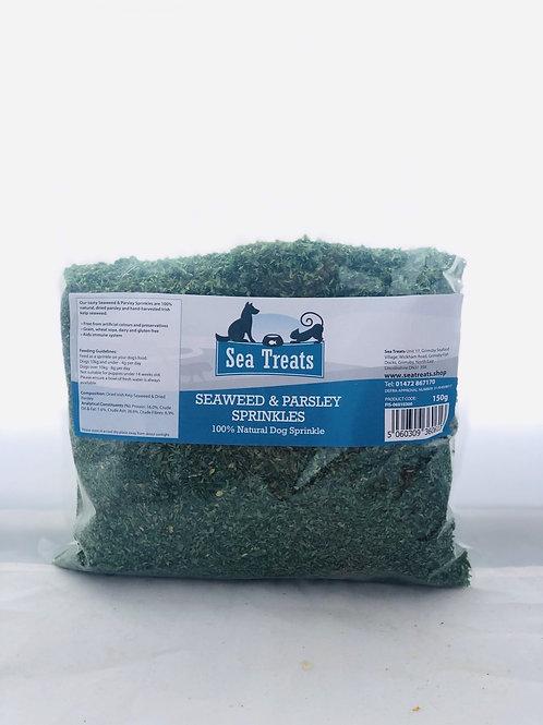 Sea Treats - Seaweed & Parsley Sprinkles 150g