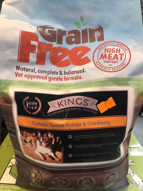 Kings Turkey GF 2kg