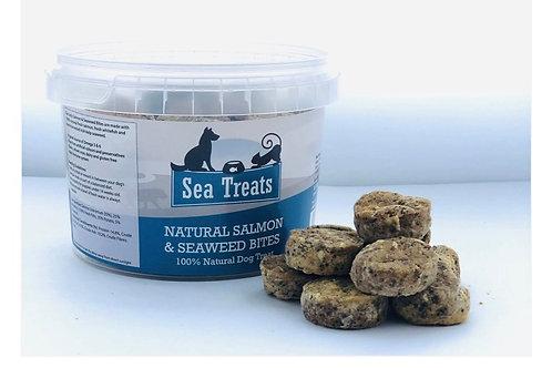 Sea treats salmon bites 200g