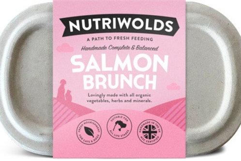 Nutriwolds - Salmon Brunch 1kg (chunky)