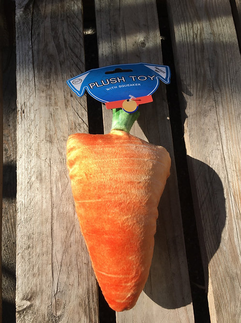 Carrot Plush Toy