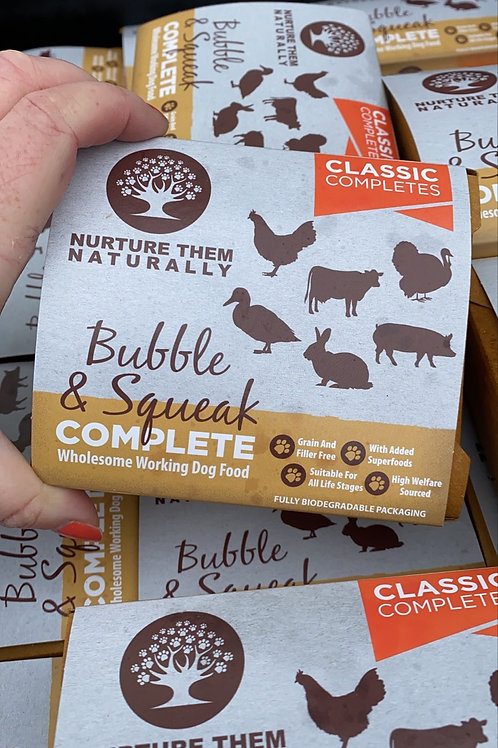 Nurture them naturally - Bubble and squeak complete 500g