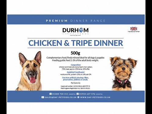 DAF Chicken & Tripe Dinner with Fruit & Veg 500g