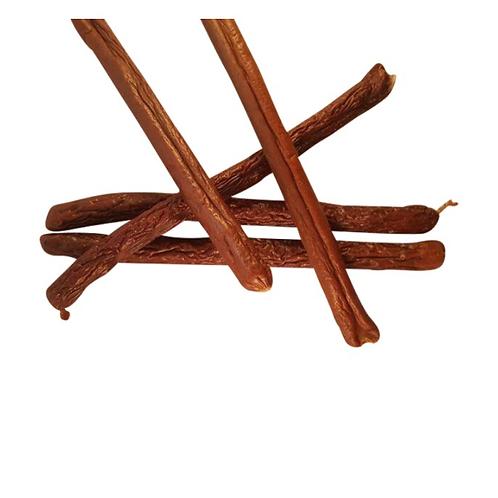 Venison sausages x4