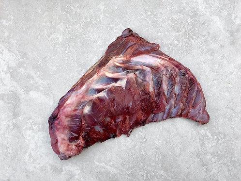 PR venison ribs