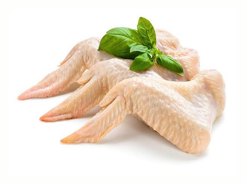 Raw chicken wings southcliffe 2kg