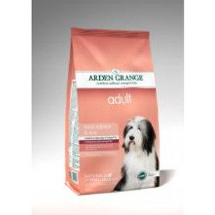 Arden Grange Dog Adult Salmon & Rice 12kg