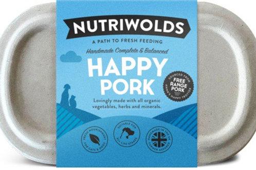Nutriwolds - Happy Pork 1kg (chunky)