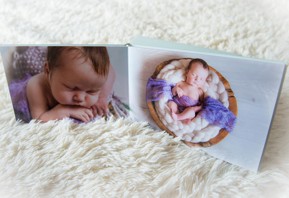 seamless photo albums