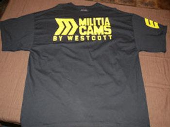 Militia Cam T-Shirt