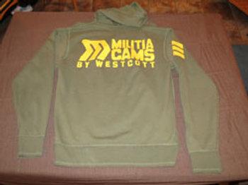 Militia Cam Hoodie