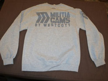Militia Cam Sweatshirt