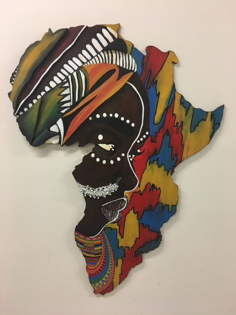 """The Motherland""...African Beauty"
