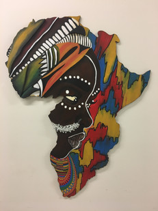 """""""The Motherland""""...African Beauty"""