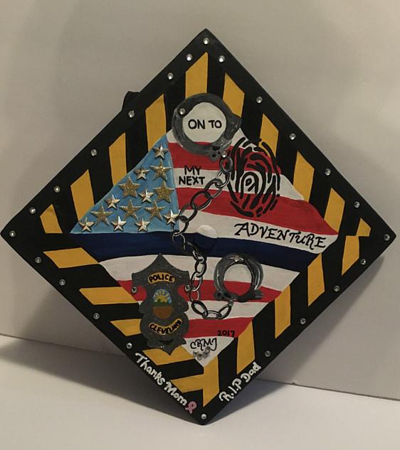 Graduation Cap Customization