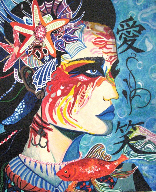 Exotic Mermaid