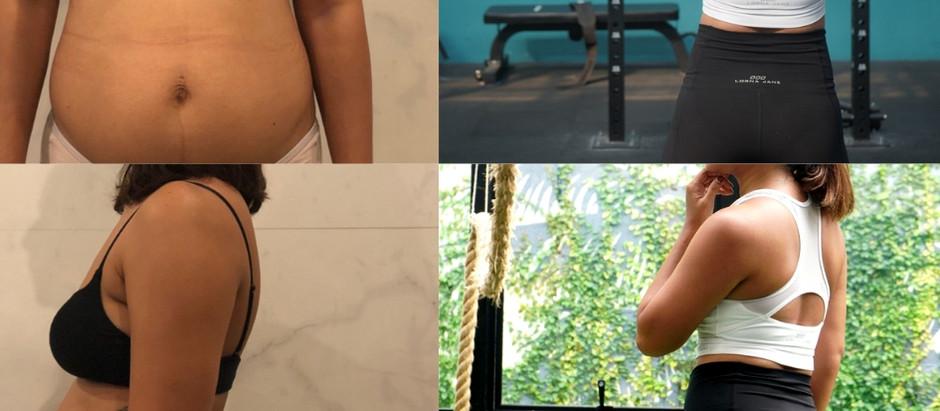 เปลี่ยนร่าง แปลงกาย by ทองหล่อ ครอสฟิต #TLCFtransformation
