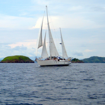 The Sea Bird Sailboat