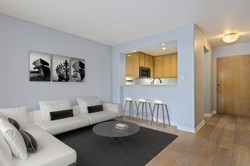 Living Area - Virtually Staged
