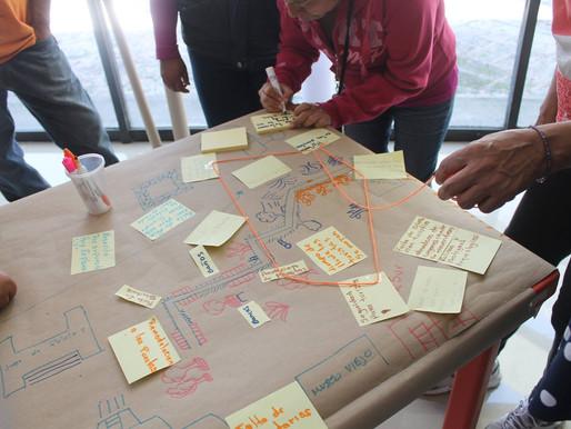 """Taller de Diseño participativo """"Parque Nacional Tula"""" 2018"""