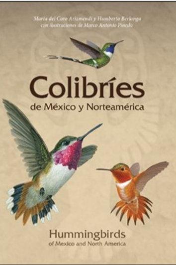 Colibríes de México y Norteamérica