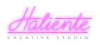 Haliente-logo-CreativeStudio-glow-transp