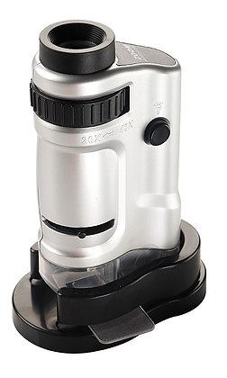Zoom 20X-40X Pocket Size Microscope (#709)