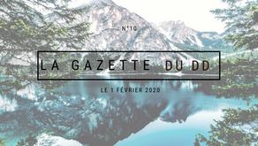 La Gazette du DD n°10
