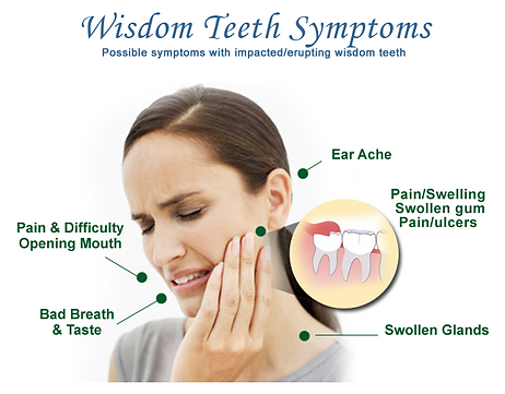 wisdom tooth extraction oral surgeon