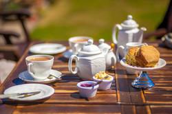 Your welcome Sark cream tea